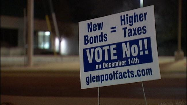 Multi-Million Dollar Glenpool Bond Issue Faces Opposition From Business Owners