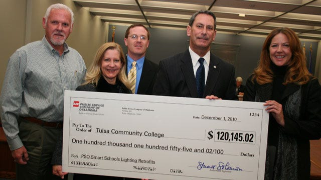 PSO Program Paying Dividends For Tulsa Community College