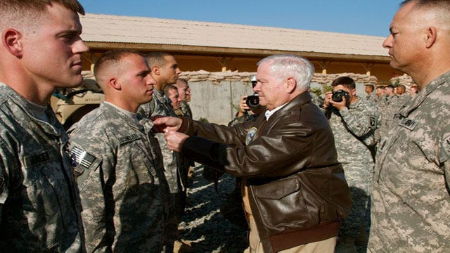 Soldier With Oklahoma Ties Awarded Silver Star In Afghanistan