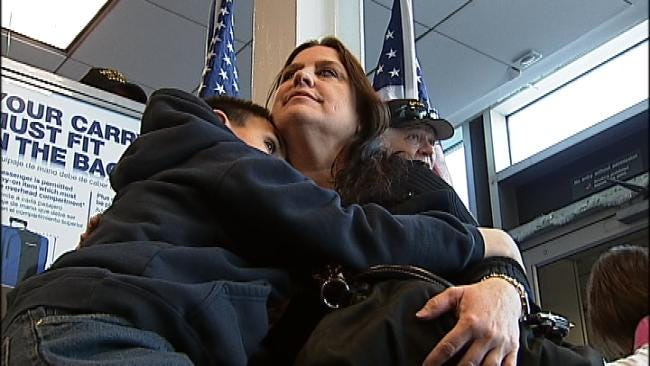 Children Who Lost Parent In War Making Memories On 'Snowball Express'