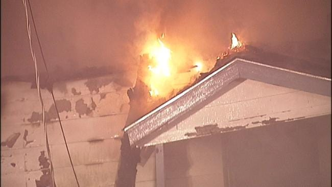 Creek County House Fire Under Investigation
