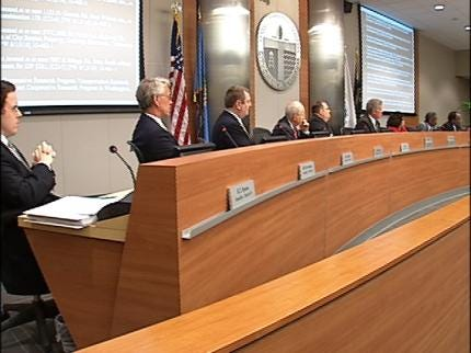 Tulsa City Council Overrides Some Of Mayor Bartlett's Budget Vetoes