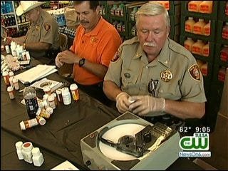 Prescription Take-Back Program Helps Keep Drugs Out of the Wrong Hands