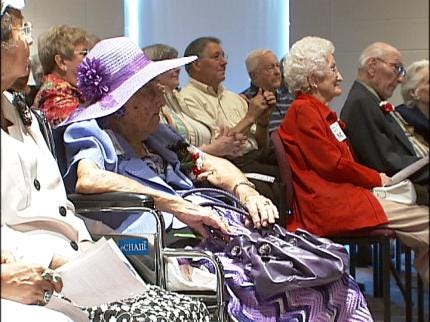 Oklahoma's Oldest Known Centenarian Honored