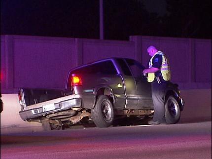 Man Killed In Accident On Tulsa Highway Monday Night