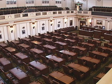 Should The State Legislature Be Exempt From Open Records, Meeting Acts?