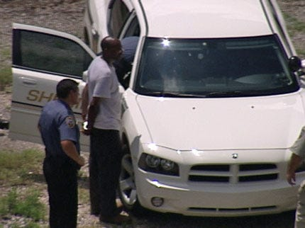 SkyNEWS 6 Captures Rogers County Burglary Arrest