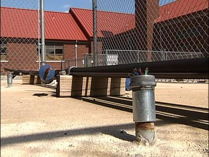 Thieves Continue To Target A/C Units At Tulsa Public Schools