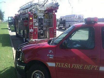 Fire At An East Tulsa Business Ruled Accidental