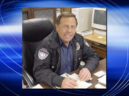 Pawnee County Sheriff Charged With Three Felonies