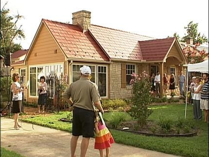 Tulsan Builds Ultimate Green Home