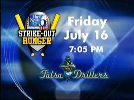 Help The News On 6 Strike Out Hunger
