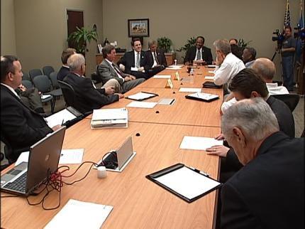 Tulsa City Council Sued Over Contentious Executive Session