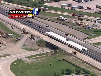 I-44 Bridge At 161st East Avenue Closing For Demolition