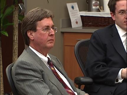 Tulsa Mayor, City Council Chairman Exchange Barbs