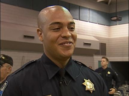 Tulsa Police Department Grows By 50 Officers With Swearing In Ceremony Friday