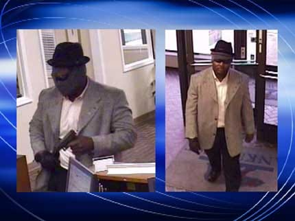 Warrant Issued for Tulsa Bank Robbery Suspect