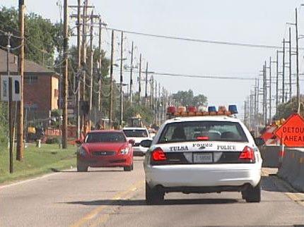 50 Tulsa Police Officers Return To Patrols
