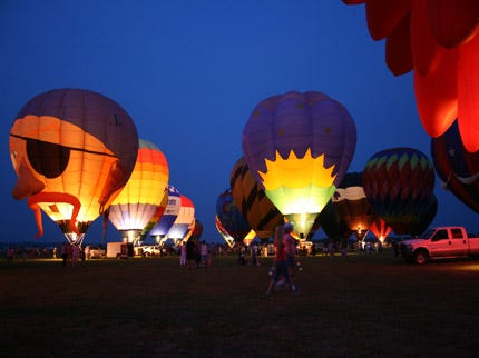 15th Annual Gatesway Hot Air Balloon Festival To Take Flight In Claremore