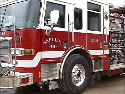 City Of Sapulpa Lays Off Firefighters