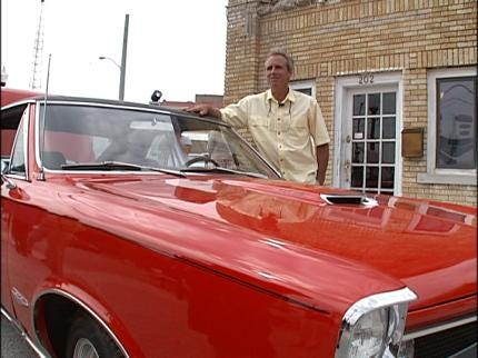 'Drive To Inspire' Rides Through Tulsa