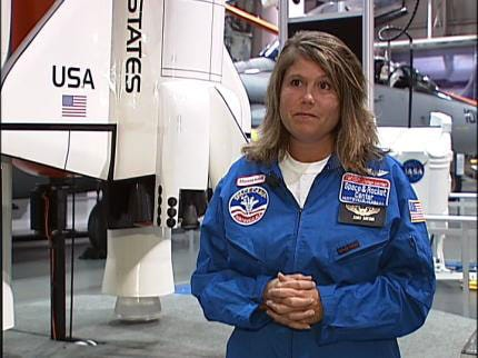 Green Country Teacher Takes Space Experience To School