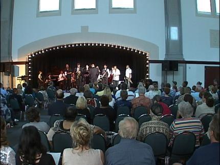 Musical Tribute Honors Tulsa Icon Earl Clark