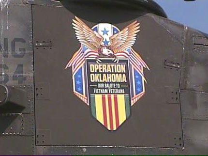 Operation Oklahoma Salutes Vietnam Veterans