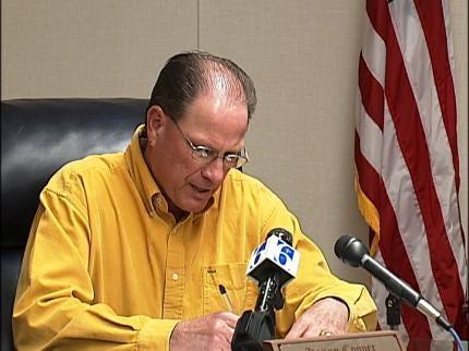 Skiatook School Board President Resigns