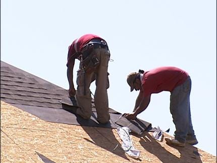 Extreme Summer Heat Brutal For Green Country Workers