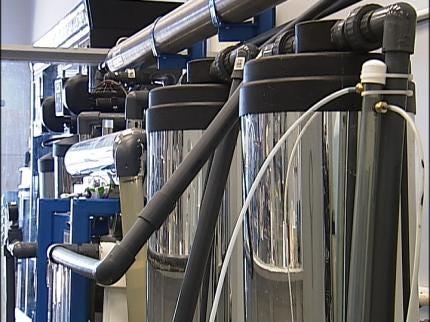 Tulsa Business Sells 'Water On the Run'