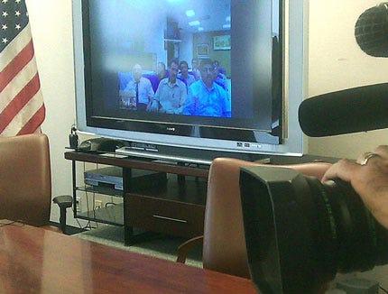 OSU Physicians Use Telemedicine To Help Iraqi Kids