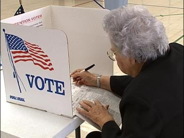 Early Voting For Oklahoma Primary Underway