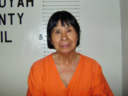 Elderly Gore Woman Pleads Guilty To Beating Husband With Stick