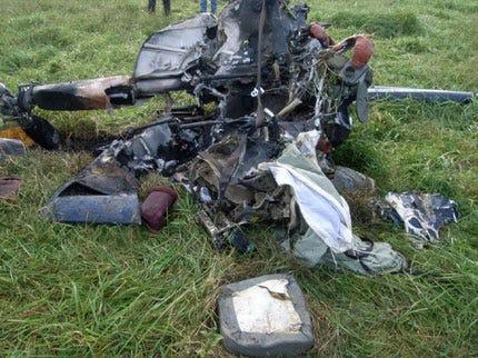 NTSB Blames Pilot's Drug Use For Deadly Tahlequah Helicopter Crash