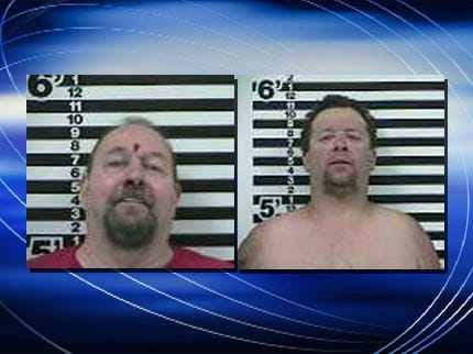 Owasso Father And Son Arrested For Attacking Police Officers