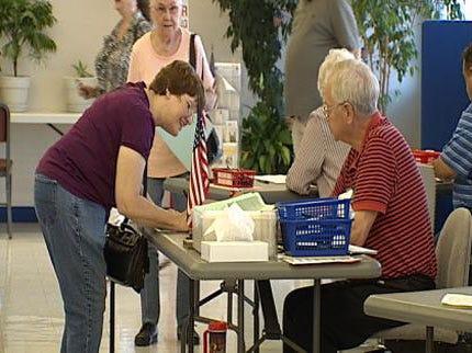 Early Voting Underway Across Oklahoma