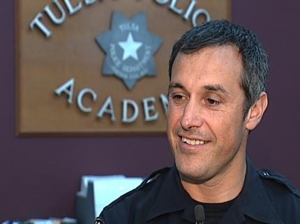 Tulsa Police Department Looking For New Police Officers