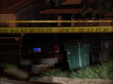 Tulsa Police Investigate The City's 33rd Homicide Of The Year