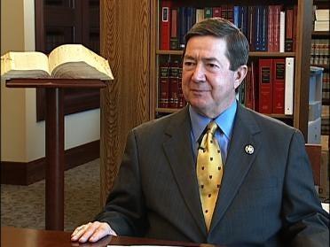 Edmondson Says Oklahoma Governor's Race His Last