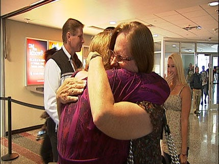 Okemah Mother, Daughter Reunited After More Than 40 Years
