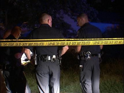 Tulsa Police Clear 'Persons Of Interest' In Two Weekend Fatal Shootings