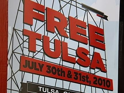 More Than 100 Bands Playing During FreeTulsa! Music Festival
