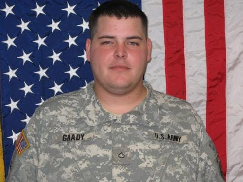 Bristow Residents Honor Fallen Soldier