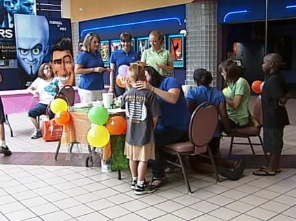 Muskogee Mall Kicks Off Back To School Shopping With Block Party
