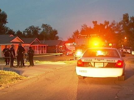 Tulsa Police: Woman Shot 3 Times At Close Range
