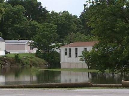 Heavy Rains Tuesday Lead To Flooding Headaches In Washington County