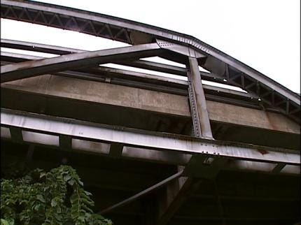 Modifications Underway On A Number Of Oklahoma Bridges