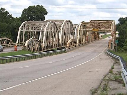 Two Historic Catoosa Bridges Are In Line For An Extreme Makeover