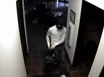 Masked Gunman Robs Shawnee Bank